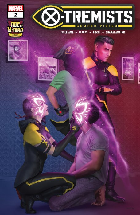 Age of X-Man - X-Tremists #2