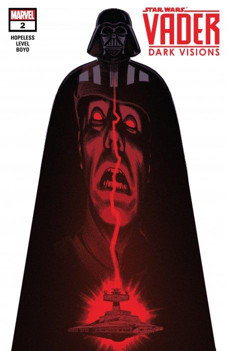 Star Wars - Vader - Dark Visions #2