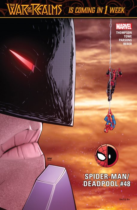 Spider-Man - Deadpool #48