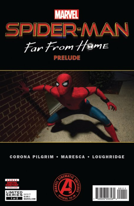 Spider-Man - Far From Home Prelude #1