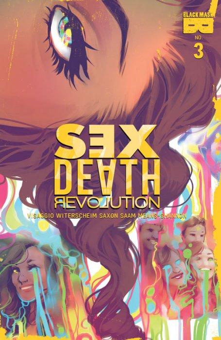 Sex Death Revolution #3