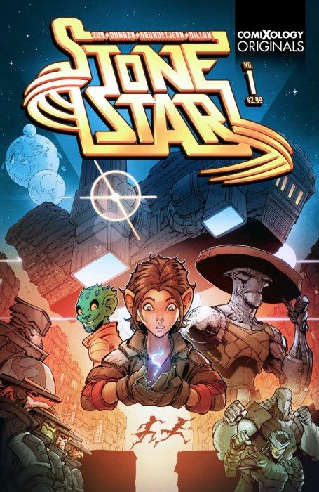 Stone Star #1