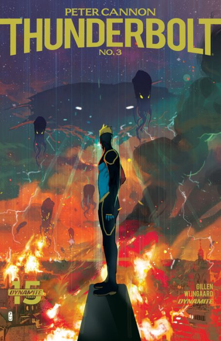 Peter Cannon - Thunderbolt #3