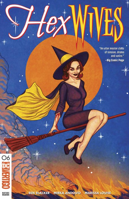 Hex Wives #6