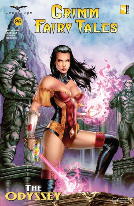 Grimm Fairy Tales Vol.2 #26