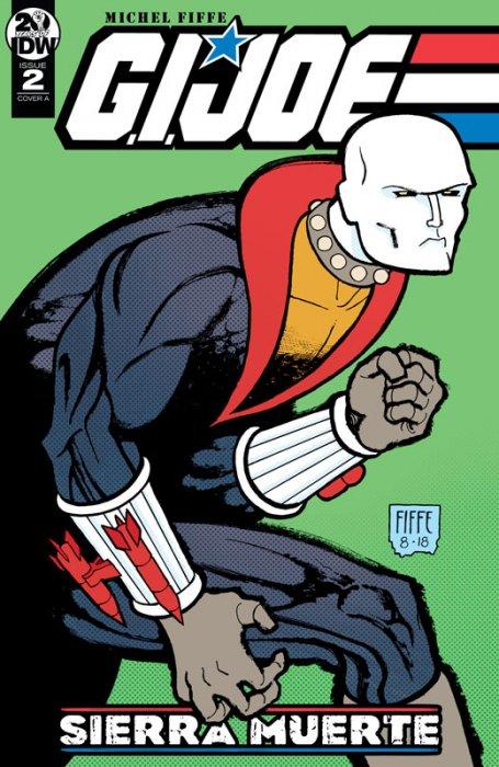G.I. Joe - Sierra Muerte #2