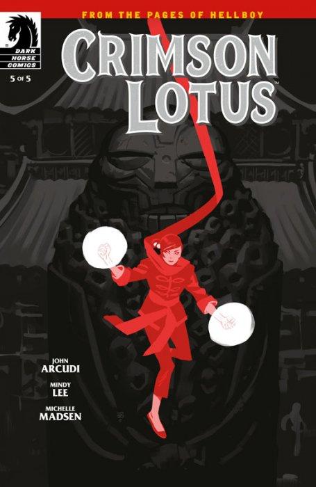 Crimson Lotus #5