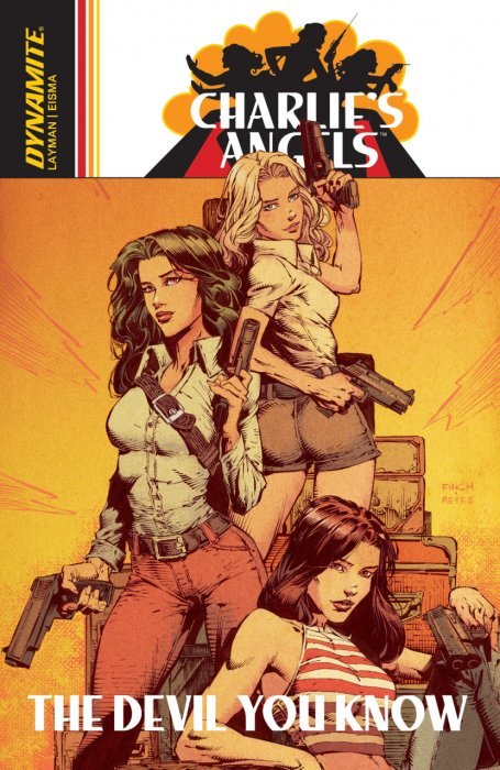 Charlie's Angels Vol.1 - The Devil You Know