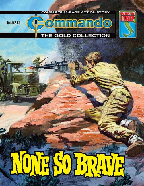 Commando #5211-5214