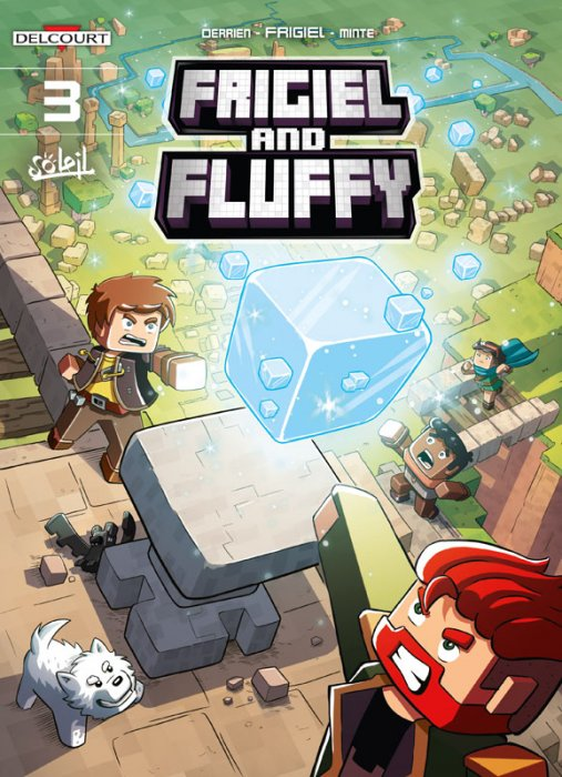 Frigiel and Fluffy #3 - The First Block