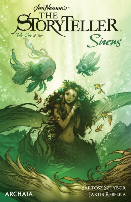 Jim Henson's The Storyteller - Sirens #1