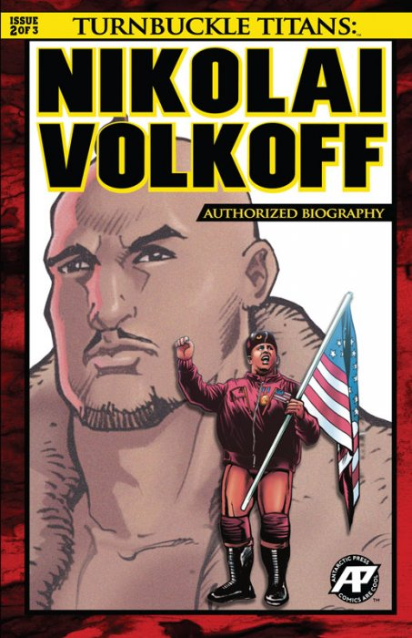 Turnbuckle Titans - Nikolai Volkoff #2