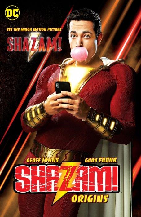 Shazam! - Origins  - #1 - TPB