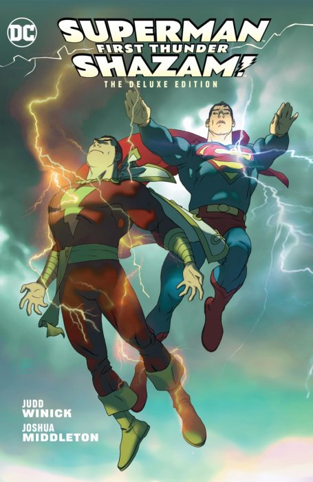Superman - Shazam! - First Thunder The Deluxe Edition #1 - HC
