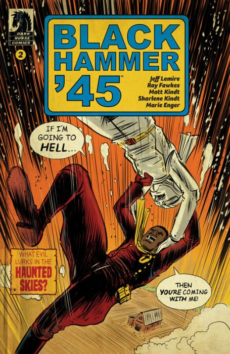 Black Hammer '45 #2