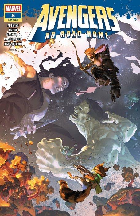 Avengers - No Road Home #8