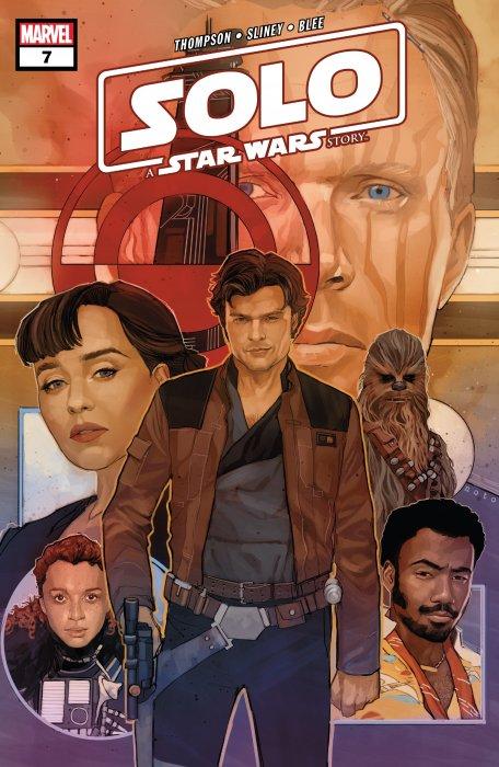Solo - A Star Wars Story Adaptation #7