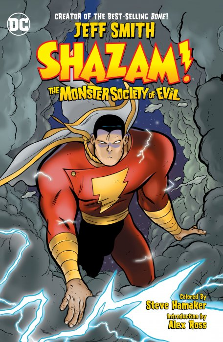 Shazam! The Monster Society of Evil #1