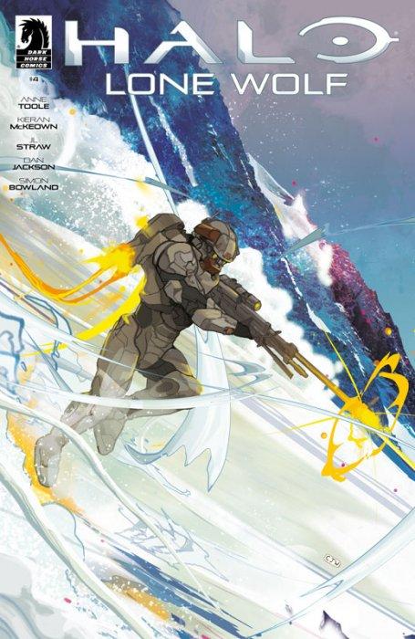 Halo - Lone Wolf #4