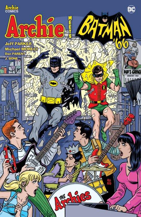 Archie Meets Batman '66 #1 - TPB