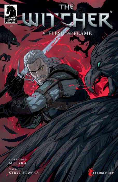 Witcher - Of Flesh and Flame #4