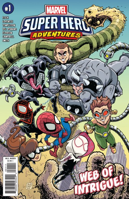 Marvel Super Hero Adventures - Spider-Man - Web Designers #1