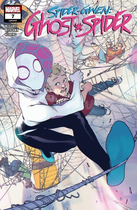 Spider-Gwen - Ghost-Spider #7