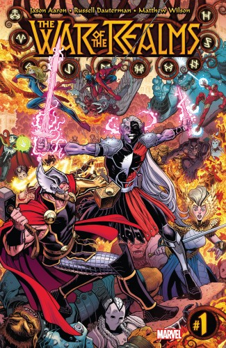 War of the Realms #1 - Director's Cut