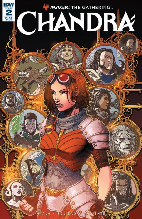 Magic - The Gathering - Chandra #2