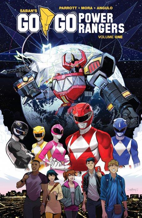 Saban's Go Go Power Rangers Vol.1