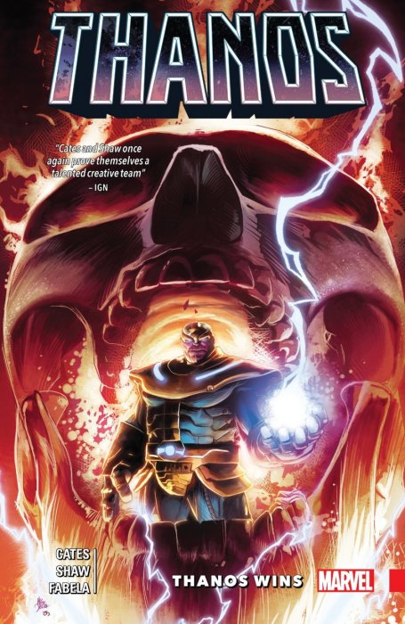 Thanos Wins by Donny Cates #1