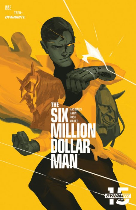 The Six Million Dollar Man #2