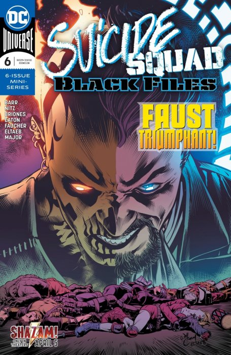 Suicide Squad Black Files #6