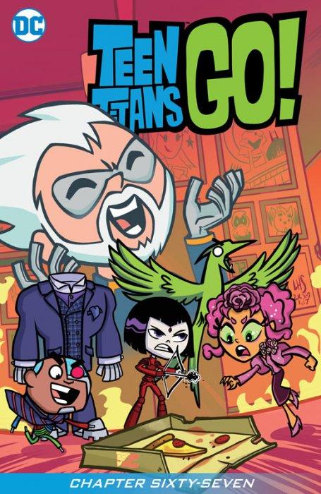 Teen Titans Go! #67
