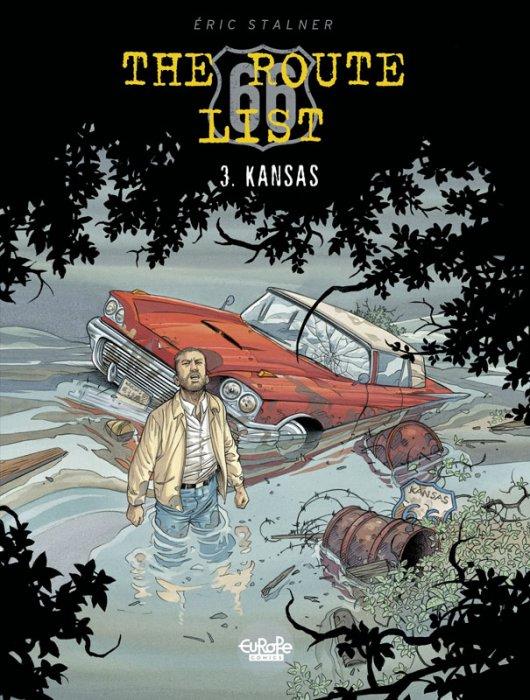 The Route 66 List #3 - Kansas