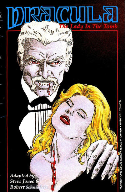 Dracula - The Lady in the Tomb #1