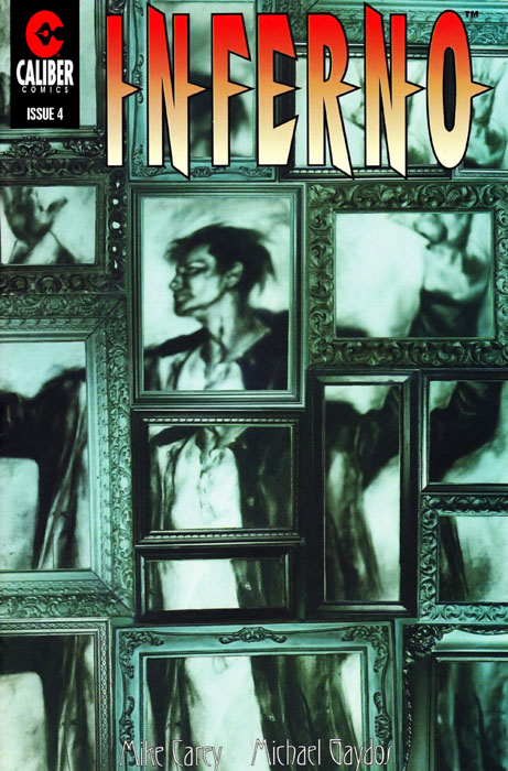 Inferno #1-5 Complete