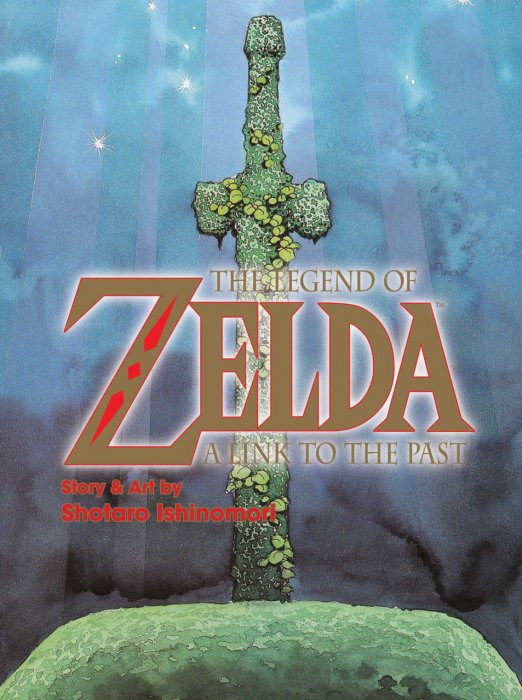The Legend of Zelda - A Link to the Past #1 - TPB
