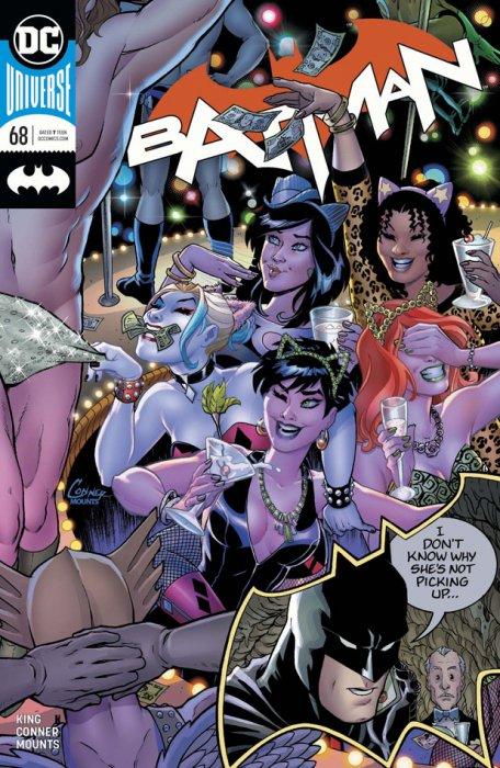 Batman Vol.3 #68