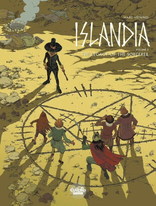 Islandia #3 - The Legacy of the Sorcerer