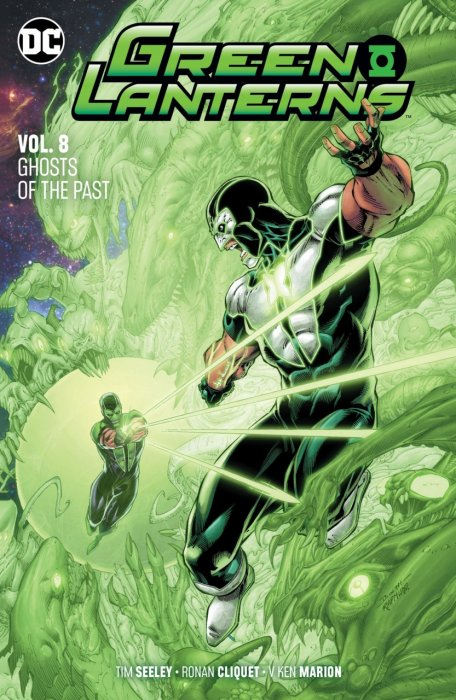 Green Lanterns Vol.8 - Ghosts of the Past