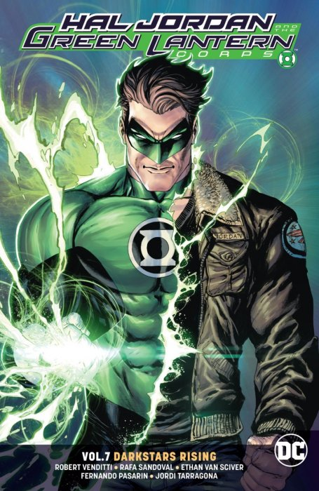 Hal Jordan and the Green Lantern Corps Vol.7 - Darkstars Rising