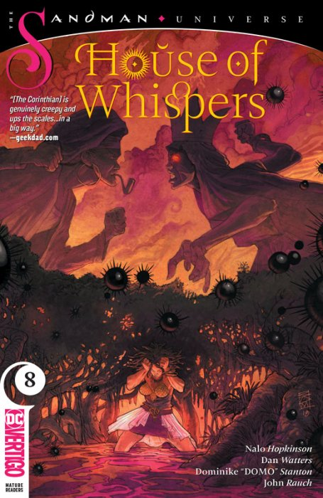 House of Whispers #8