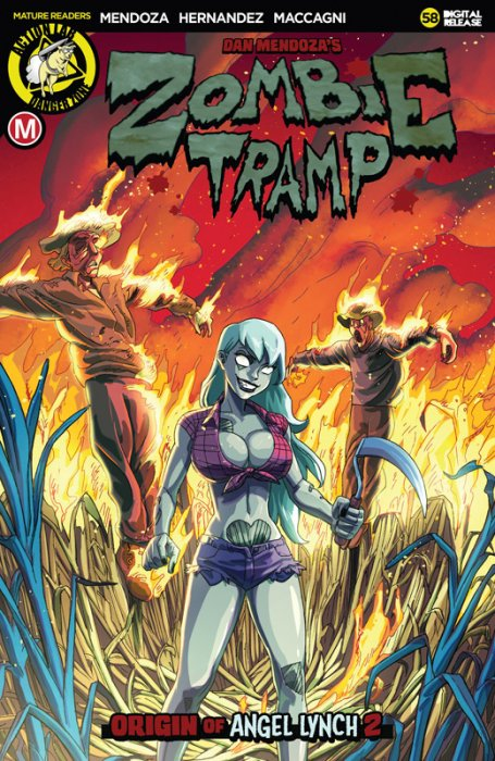 Zombie Tramp #58 - Origin of Angel Lynch 2