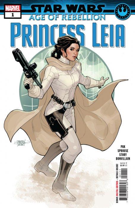 Star Wars - Age Of Rebellion - Princess Leia #1