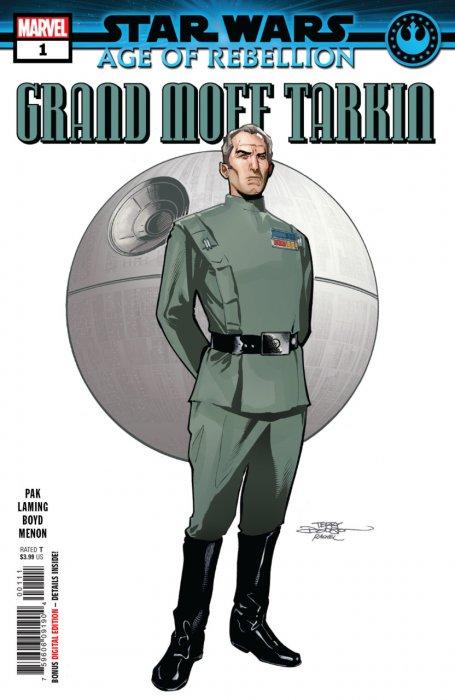 Star Wars - Age Of Rebellion - Grand Moff Tarkin #1