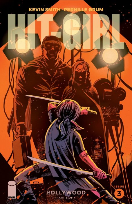 Hit-Girl Season 2 #3