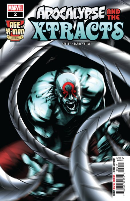 Age of X-Man - Apocalypse and the X-Tracts #2