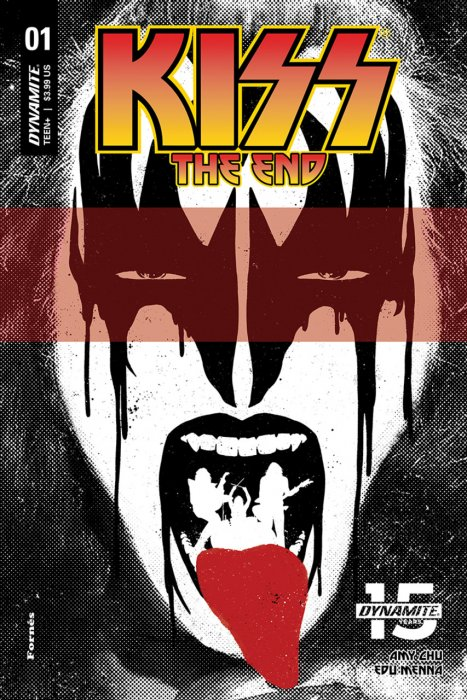 KISS - The End #1