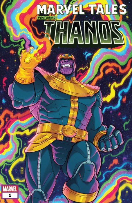 Marvel Tales - Thanos #1